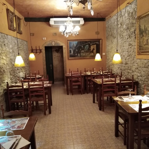 Restaurante italiano Vic