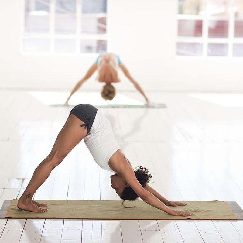 Yoga consciente: Actividades de Ananta Yoga