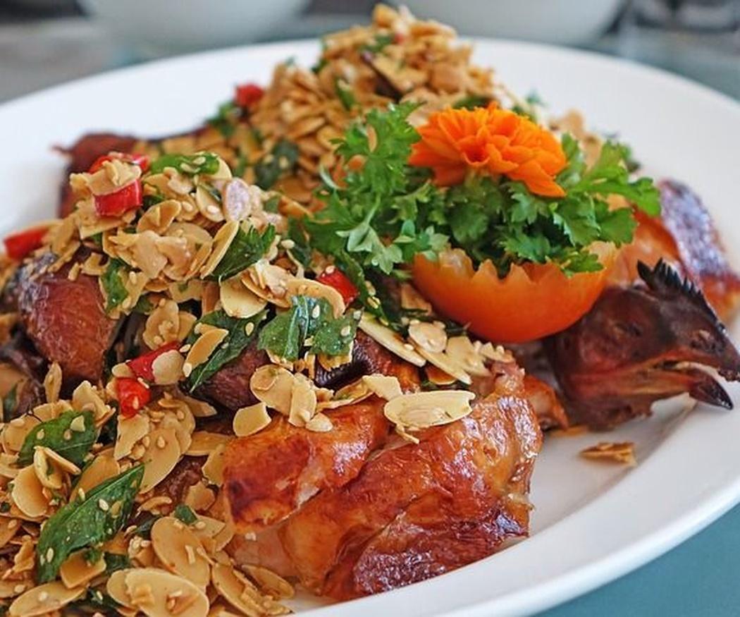 Diferentes recetas para comer pollo asado