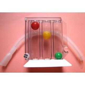 Ejercitadores Respiratorios Volumétricos
