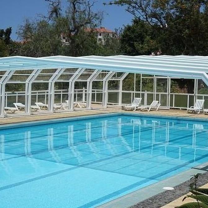 Los tipos de piscinas según el material de fabricación