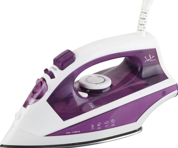 PLANCHA VAPOR JATA PL325N INOX 2000/W ---19€: Productos y Ofertas de Don Electrodomésticos Tienda online