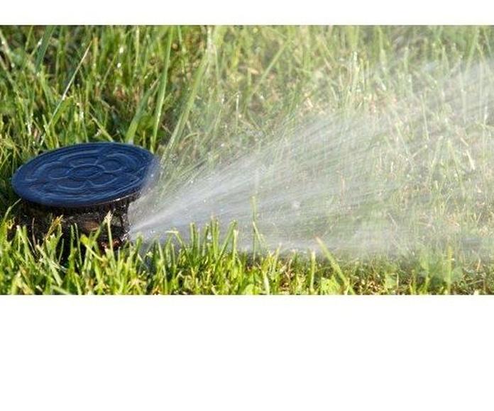 Mantenimiento y reparación de instalaciones de riego: Servicios de Mantenimientos y Jardinería La Jara