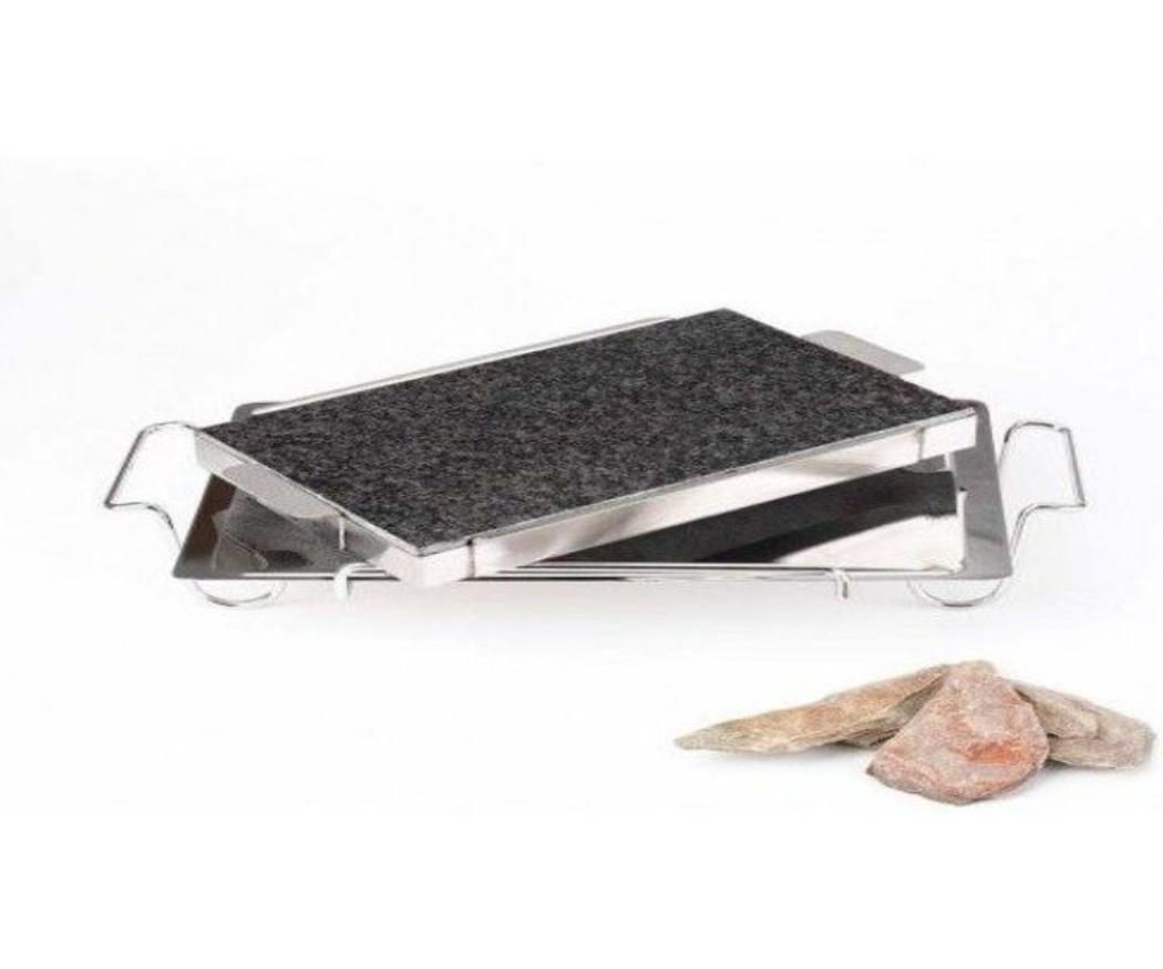 Ventajas de las piedras para asar carne