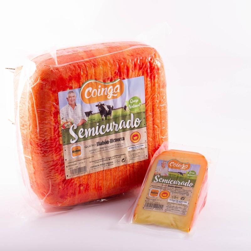 Paquete queso Coinga semi  :  de Ramaders Agrupats