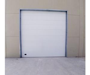 Puertas de garaje en Zaragoza