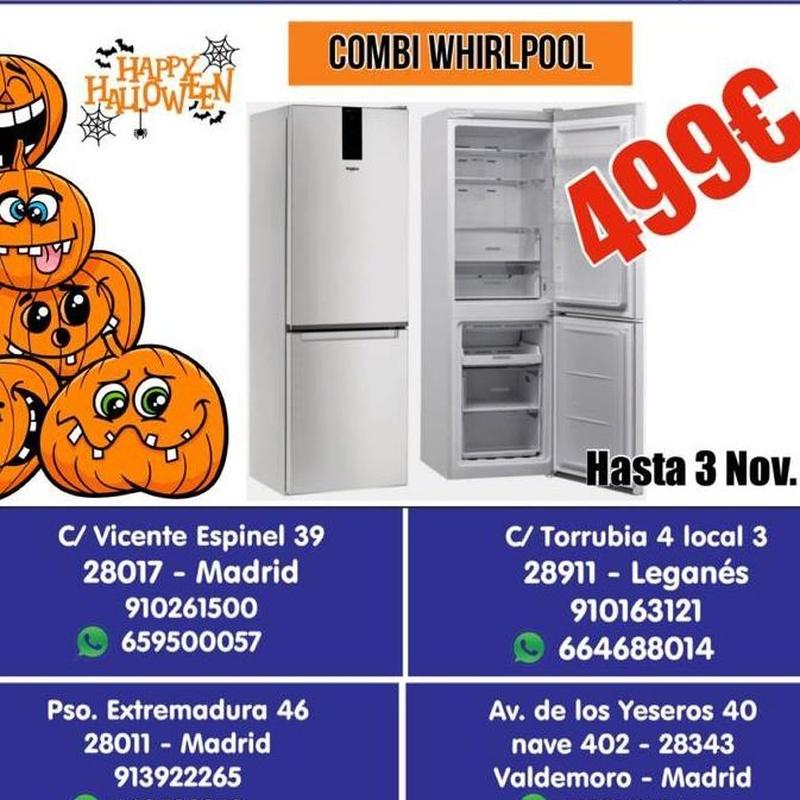 Ofertas: PRODUCTOS de House Factory Madrid Outlet de Electrodomésticos Paseo de Extremadura