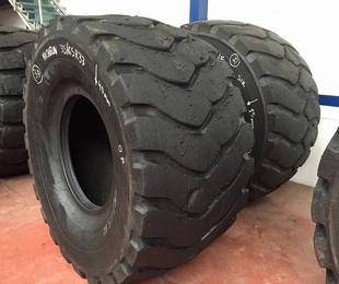 Neumáticos industriales