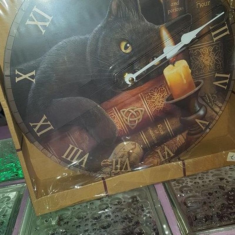 Reloj Gato: Catálogo de Talismán Tienda Esotérica
