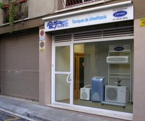 Fachada de Horta Fluids, S. L.