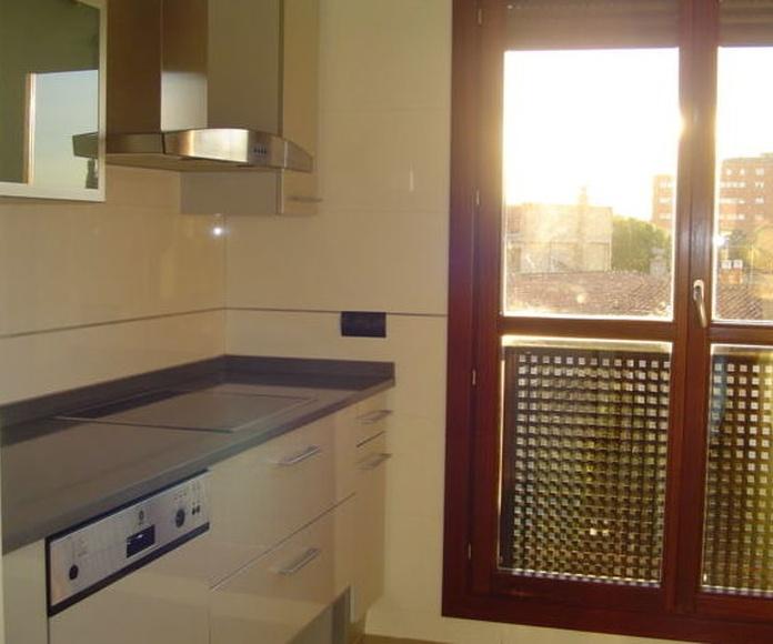 Urbanización Las Sabinas, sector Via Hispanidad, 3 dormitorios, sin muebles: Inmuebles de Fincas Goya