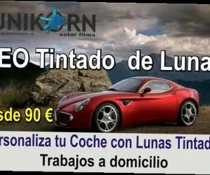 Tintado de lunas en Gijón | Leo Tintado de Lunas