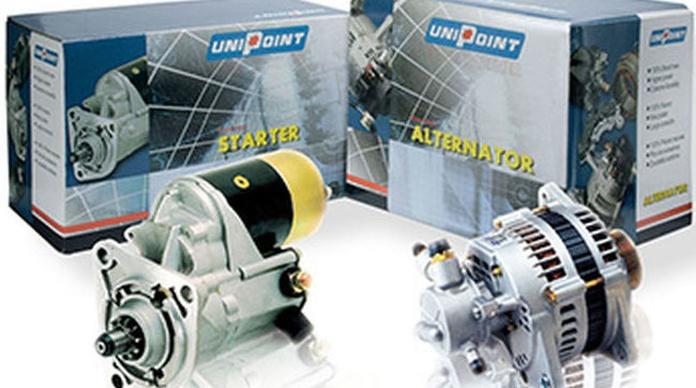 Alternadores y Motores de Arranque: Baterías de Baterías Trivan