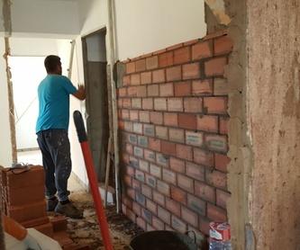 Hormigón estampado y vertical: Servicios de Reformas Ortiz