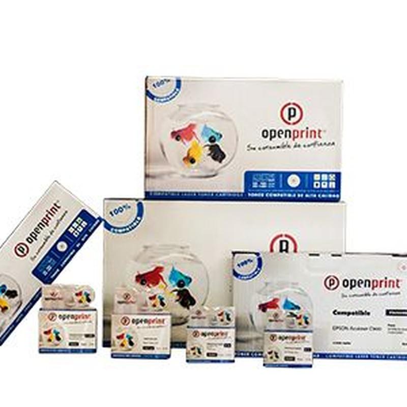 Toner y cartuchos compatibles alta calidad: Productos de Solicita gratis el catálogo general