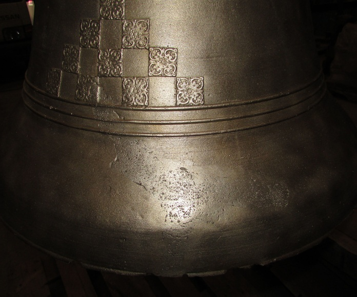 Soldadura de campanas