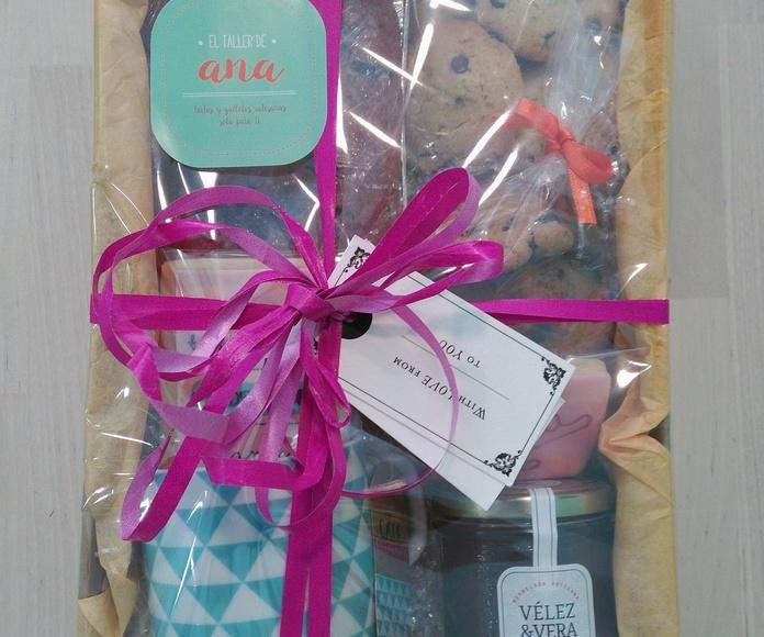 Cajas dulces para regalar: Catálogo de El Taller de Ana