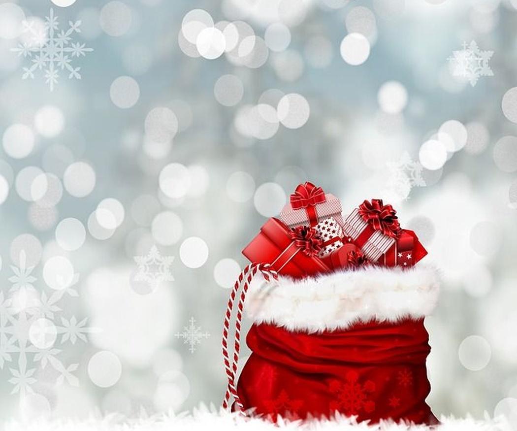 Abre paso a Papá Noel