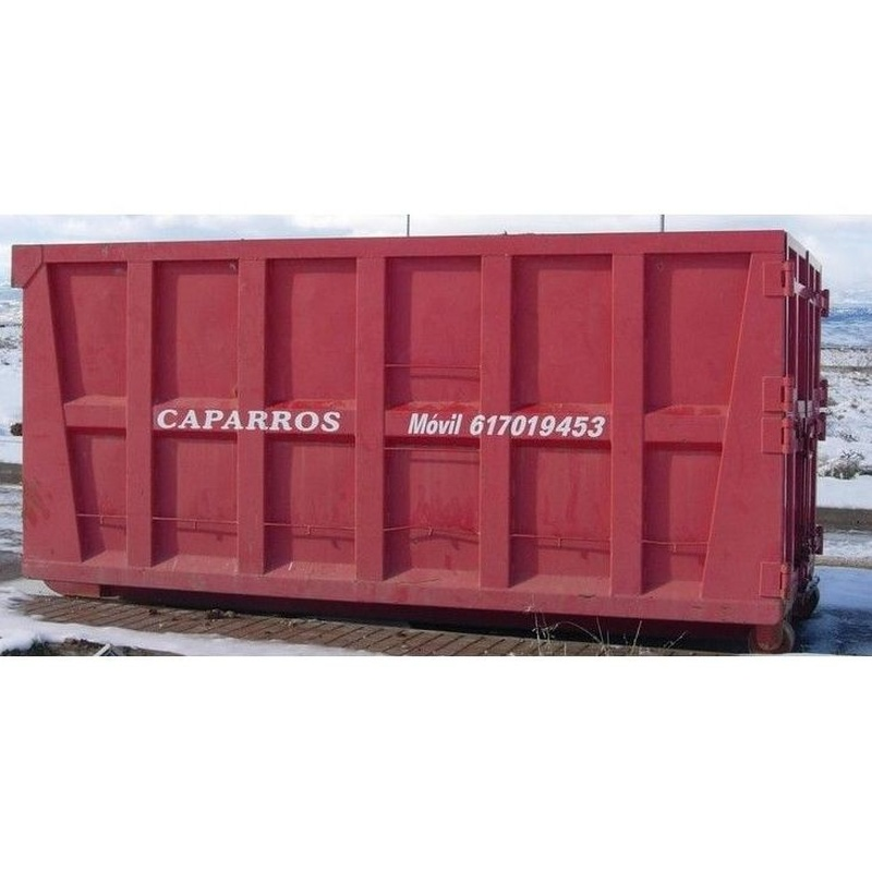Alquiler: Productos y servicios de Contenedores Caparrós