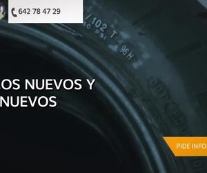 Cambio de neumáticos en Vinaroz, Castellón: Taller 1052 Ruedas