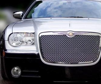 Despedidas se solter@: Servicios de Elegance Limousine