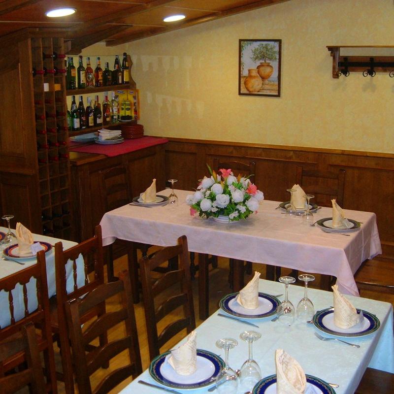 Salón 3. Comedor Celebraciones: Menús de Restaurante Terraza La Parrilla de Valdemoro