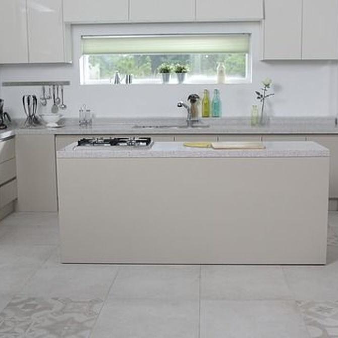 Sugerencias para los suelos de las cocinas