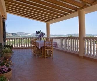 Equipamiento del interior de la casa: Catálogo de Casa Rural El Gorros