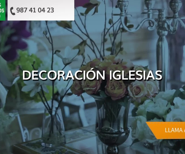 Floristería 24 horas en Ponferrada: Flores y viveros Prado