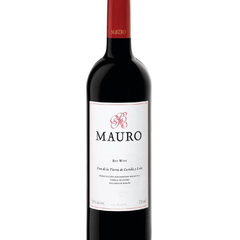 Tinto Mauro: Nuestra Carta de Restaurante Coto do Rano