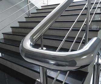 Aluminio: Servicios de Archelum Carpintería Metálica