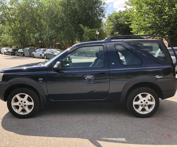 Land Rover Freelander 2.0 TD4 112 cv 3P Rock: Todo nuestro stock de M&C Cars