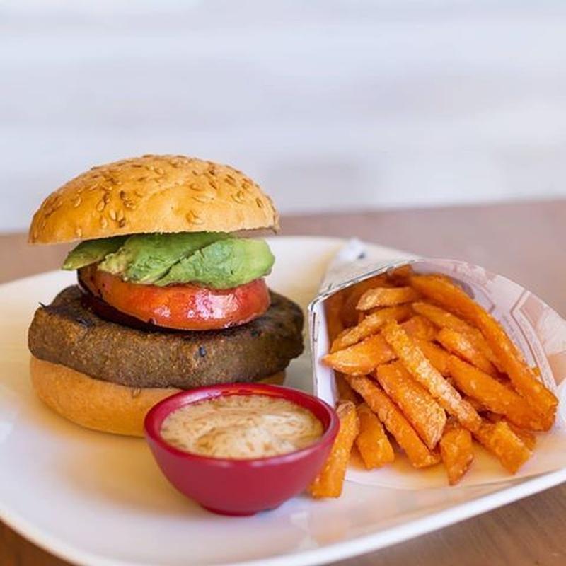 Hamburguesas: Nuestra carta de Restaurante de Comida Saludable Jengibre Fuengirola