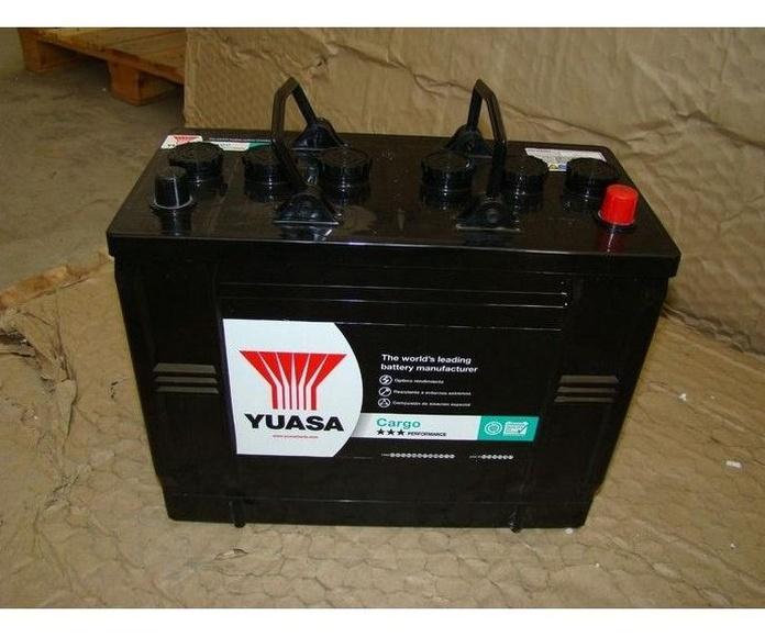 Baterías: Productos de Auto Recambios Astorga, S.L.