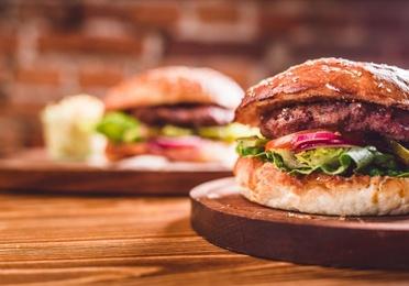 Sándwiches y hamburguesas