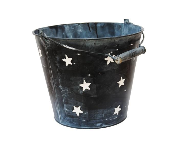Cubo Estrellas azul ultramar : Catálogo de Casa Nativa