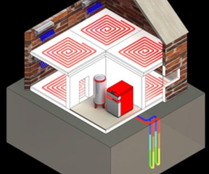 Geotermia: Servicios de Instalaciones Solís, S. L.