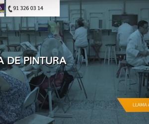Academia de dibujo y pintura de Ciudad Lineal, Madrid