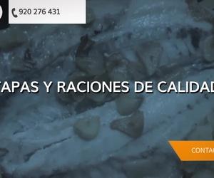Comer paella en Ávila | Cafetería Restaurante Los Rubios