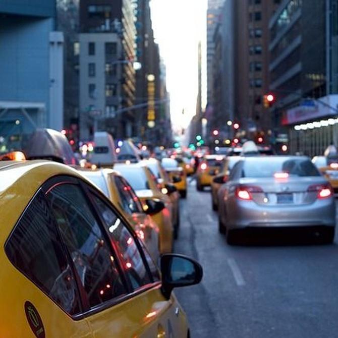El origen de los taxis