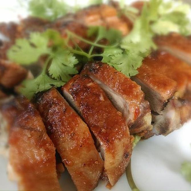 La calidad nutricional de la comida china