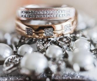 Joyería de plata: Servicios de Compro oro, empeños y joyería de oro y plata en Osuna