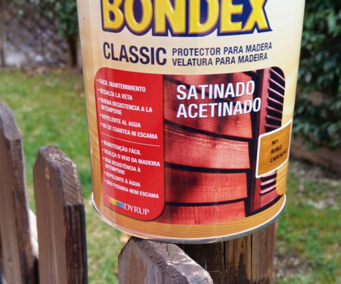 Bondex Classic protector de madera