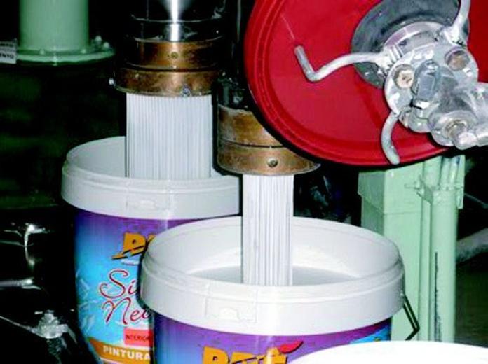 Producción: Productos y servicios de Pinturas Roda Fuerte
