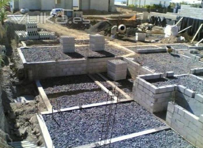 Empresas de cimentación Zaragoza