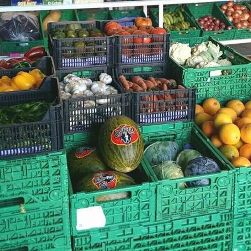 Venta a particulares: Catálogo de Frutas Rosán