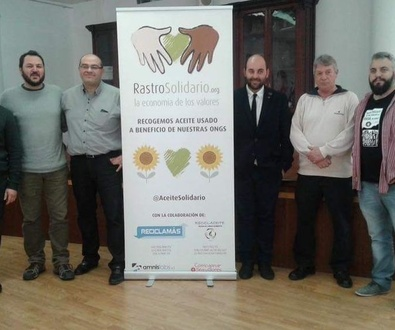 Nuevo servicio recogida de aceites usados en Santa Pola by Reciclaceite