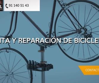 Bicicletas en Madrid | Bici + Fácil