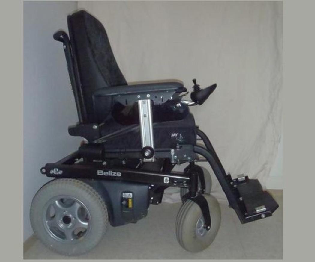 Los puntos positivos de las sillas de ruedas eléctricas