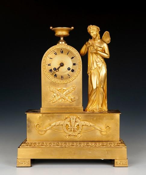 Reloj de sobremesa francés: Catálogo de Goya Subastas